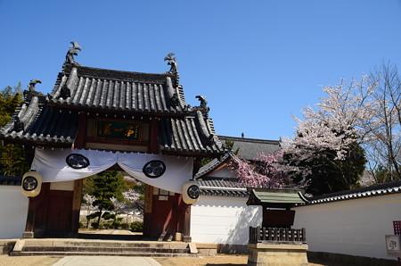万福寺総門