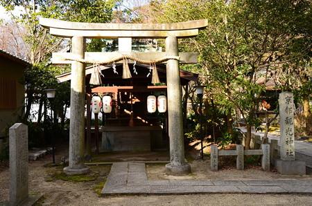京都観光神社