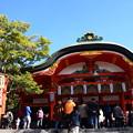 写真: 伏見稲荷大社本殿
