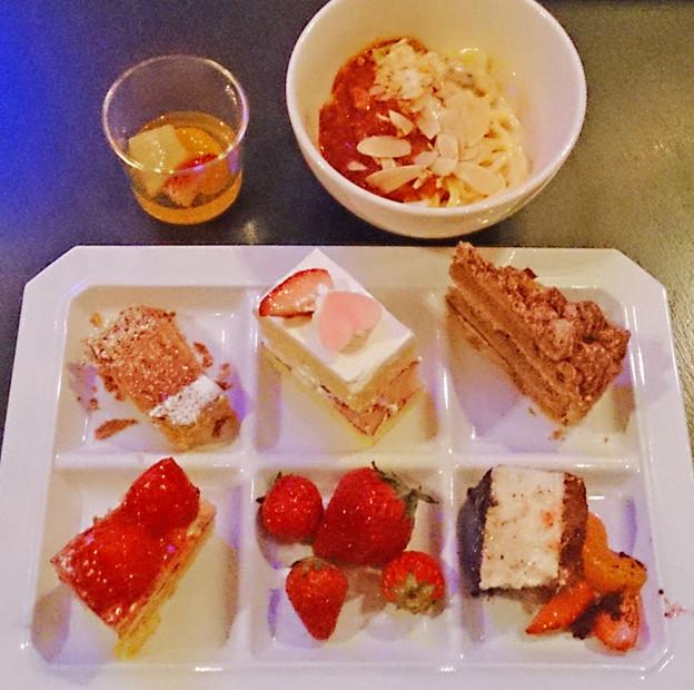 品川プリンス料理4