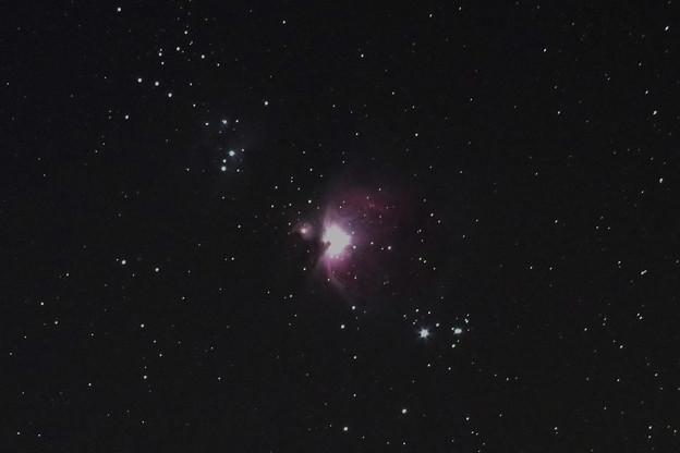 Photos: オリオン大星雲2