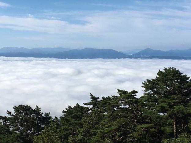 Photos: 磐梯山登山 雲海