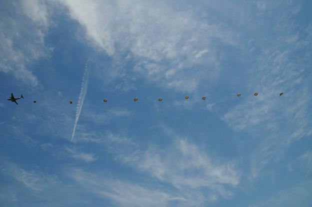 D90_20150524_0052 美保航空祭 空挺降下