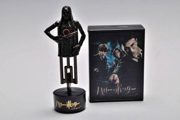 Warner Bros. Entertainment Inc._動く!デスイーター人形「ハリーポッターと不死鳥騎士団」DVD先着購入特典_001