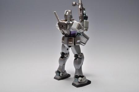バンプレスト_ガンダムシリーズ S.C.M. スペシャルクリエイティブモデル メタリックカラーver. RX-78-3 G3 GUNDAM_005