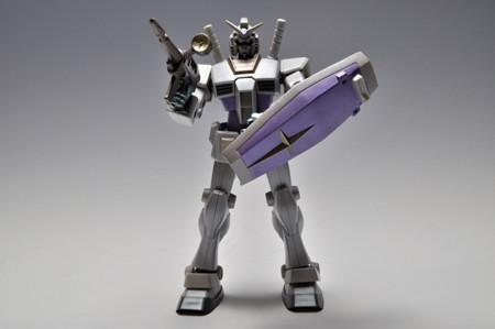 バンプレスト_ガンダムシリーズ S.C.M. スペシャルクリエイティブモデル メタリックカラーver. RX-78-3 G3 GUNDAM_001