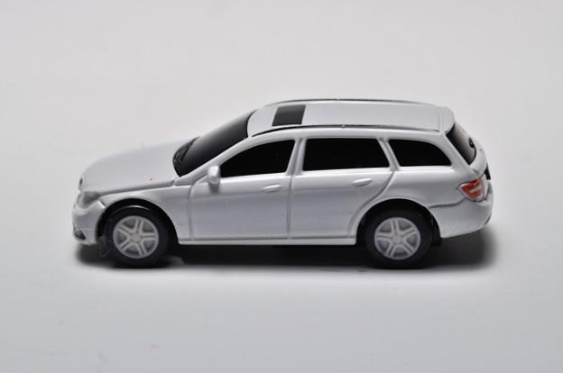 ジョージア_メルセデス・ベンツ プルバックカー Mercedes Benz C-Class Station wagon_003