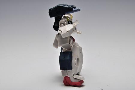 バンダイ_H.G.C.O.R.E. 機動戦士ガンダム vol.1 機動戦士ガンダム00 GN-005 ガンダムヴァーチェ_004