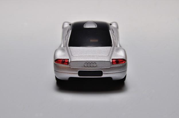 サントリーボス_アウディ コレクション Audi Avus quattro_005