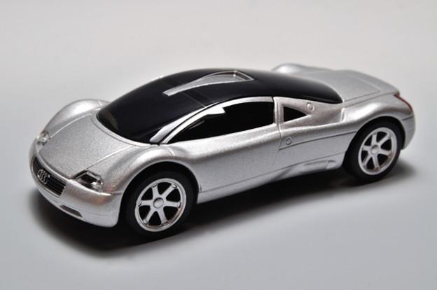 サントリーボス_アウディ コレクション Audi Avus quattro_001