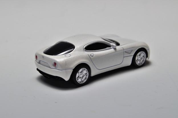 ジョージア_ヨーロッパ名車シリーズ アルファロメオ x 京商 歴代名車コレクション Alfa Romeo 8C Competizione 2007_002