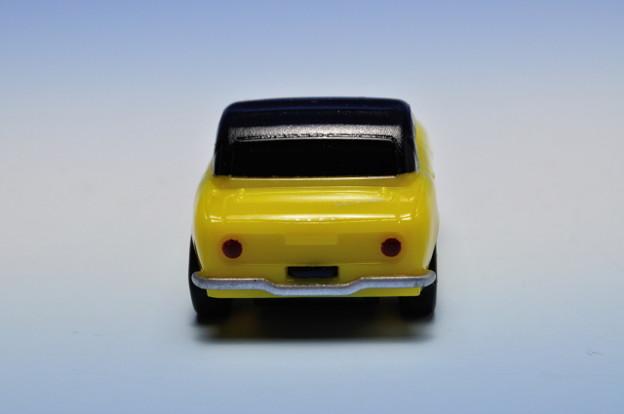 ワンダ_金の微糖 ワンダフル商事 唐沢部長セレクト 甦る名車 COLLECTION!  第1弾 Honda S600_005