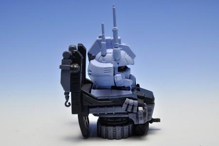 バンダイ_機動戦士ガンダム ガンダムヘッド Repainr Version 機動戦士ガンダム第08MS小隊 RX-79[G] ガンダムEz-8 水中迷彩_004
