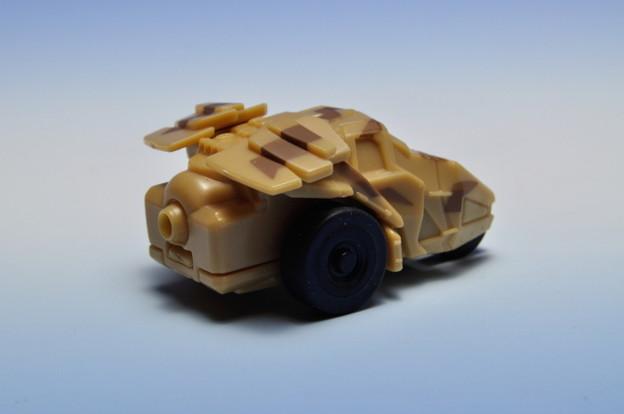 サントリーボス_バットマン ビークルコレクション プルバックカー 4th BATMOBILE Production model_002