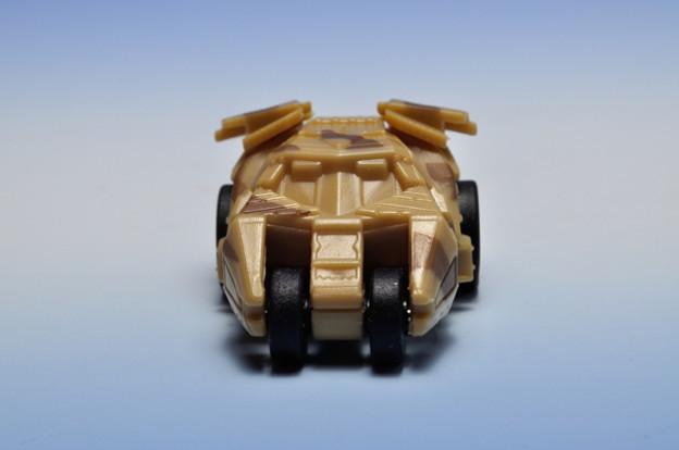サントリーボス_バットマン ビークルコレクション プルバックカー 4th BATMOBILE Production model_004