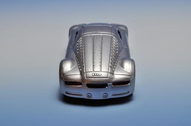 サントリーボス_アウディコレクション Audi Project Rosemeyer_005