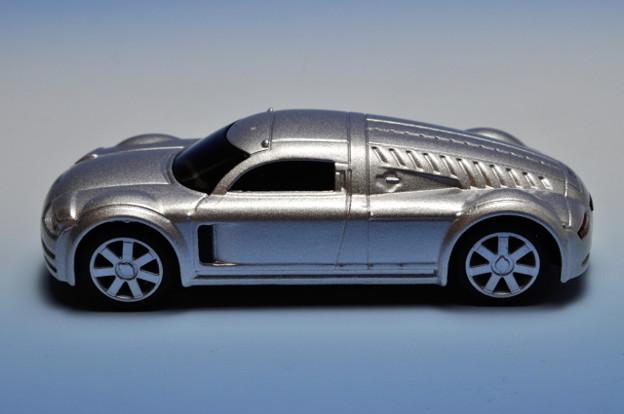 写真: サントリーボス_アウディコレクション Audi Project Rosemeyer_003