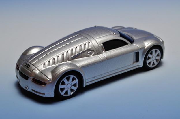 サントリーボス_アウディコレクション Audi Project Rosemeyer_002