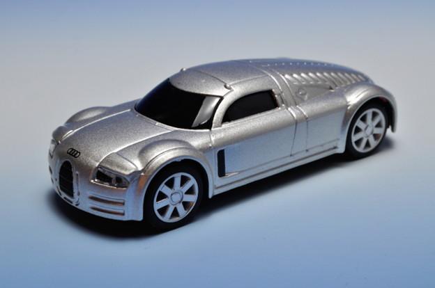 サントリーボス_アウディコレクション Audi Project Rosemeyer_001