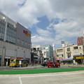 藤井寺駅北側