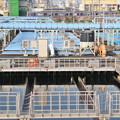 浄水場と京成電車