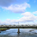 Photos: 221系電車サイドビュー