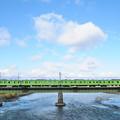 Photos: 103系電車サイドビュー