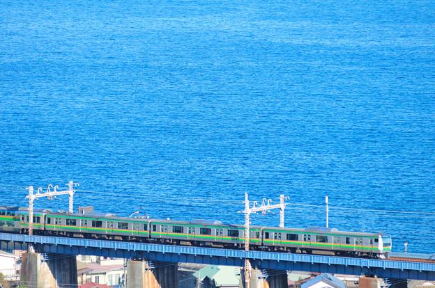 E233系普通列車
