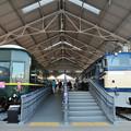 24系客車とEF60形電気機関車 トワイライトエクスプレス