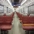 写真: 近鉄:5820系(車内)-01