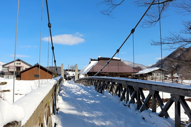 大出吊り橋