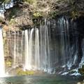 国の名勝、天然記念物「白糸の滝」