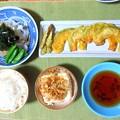 Photos: 天ぷら定食…