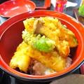Photos: 穴子天の小丼