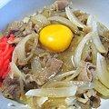 Photos: 家の牛丼…