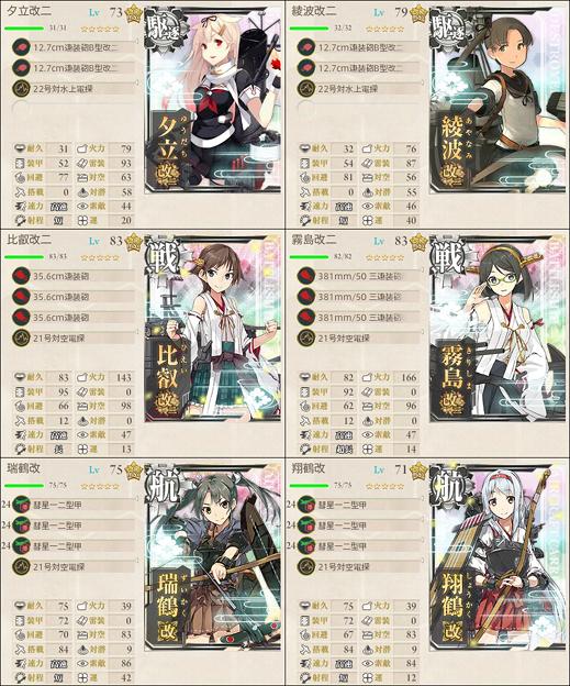 E-6支援艦隊