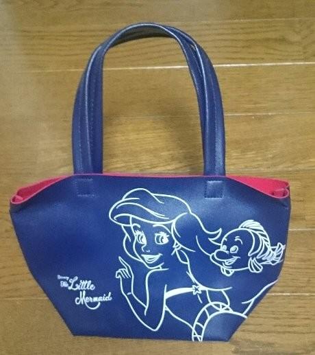 Disney Princess The Little Mermaid アリエル スペシャルバッグ