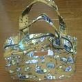 Photos: くまのプーさんBOOK クラシックプーさんのボストンバッグ