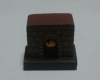 ミニチュア暖炉