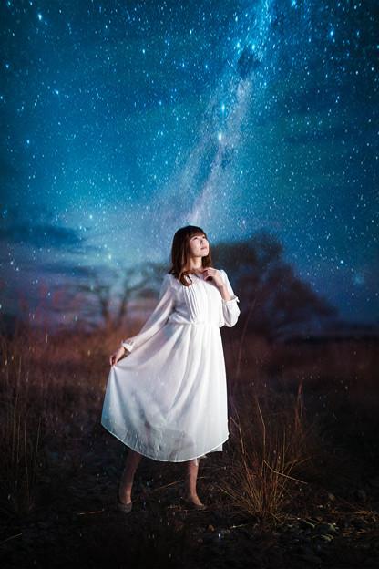 写真: 天空へのトビラ