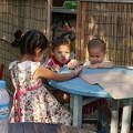Photos: キメポーズ22015.02.07カンボジア