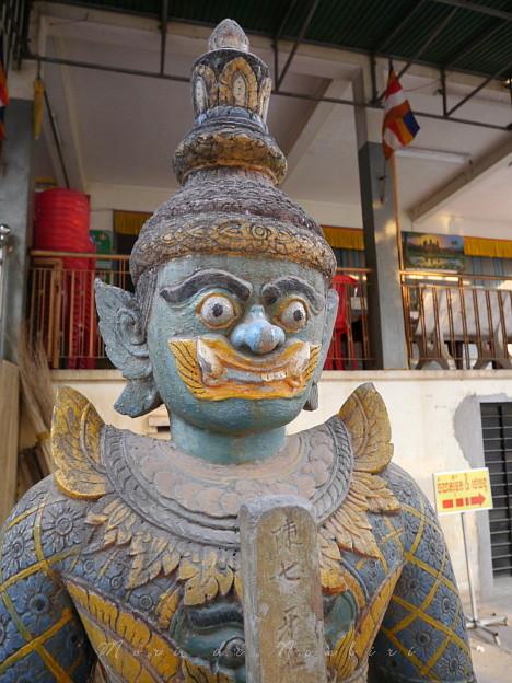 Photos: ビックリ2015.02.07カンボジア