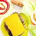 Photos: Assembling BLT Hamburger