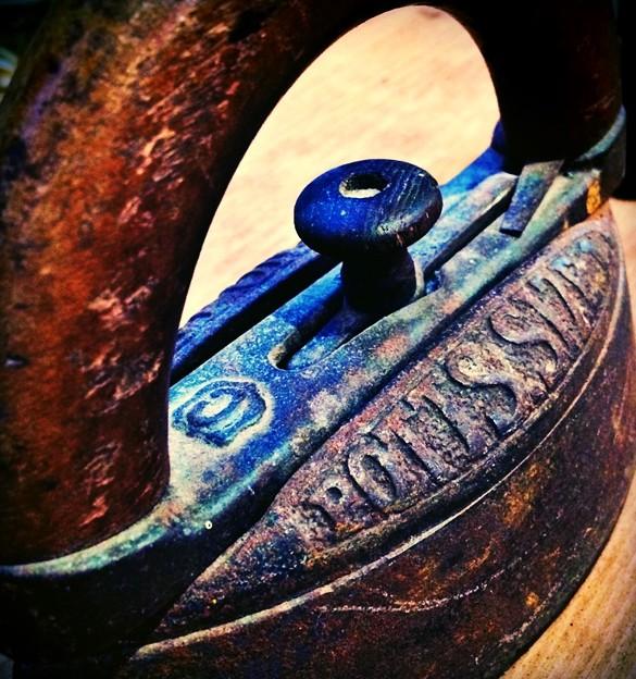 第114回モノコン  Vintage Cast Iron