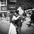 Photos: Free hug