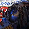 Photos: 「第118回モノコン」ヘッドライトの輪とミニピッケル♪