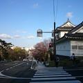 Photos: 仙台城 隅櫓から