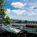 Togetsu-kyo Bridge(渡月橋)