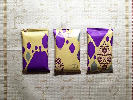 『明治』の「明治ザ・チョコレート 優しく香る」02