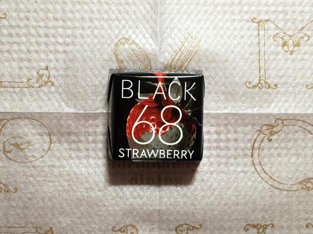 『チロルチョコ』の「ブラック68」01